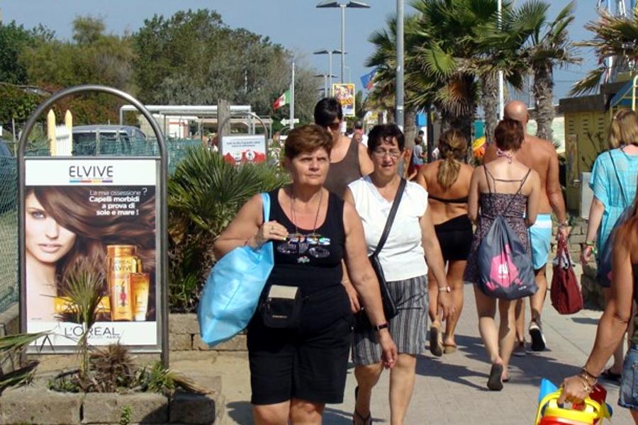 Affissione Rimini Elvive