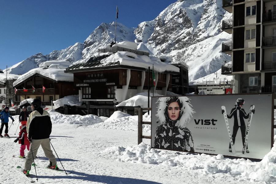 Affissione montagna Vist