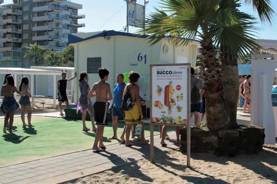GPS - Rimini - Affissioni - Stendardi