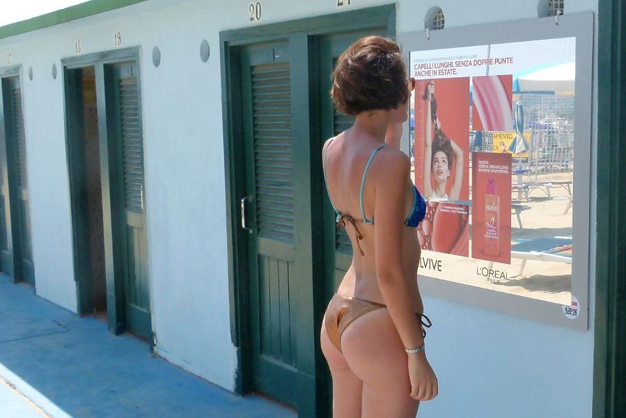 GPS - Sanremo - Affissioni - Specchiera
